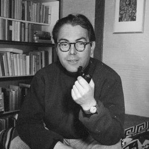 Max Frisch. Photo: Wikimedia