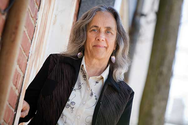 Patricia Grace. Photo by Shevaun Williams.