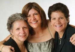 Nancy, Susan, and Kathy