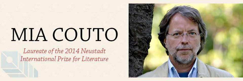 2014 Neustadt Prize Laureate Mia Couto