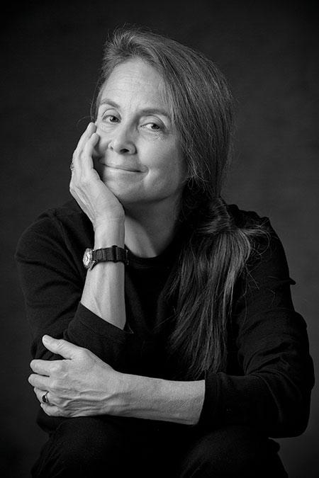 Naomi Shihab Nye. Photo by Shevaun Williams.