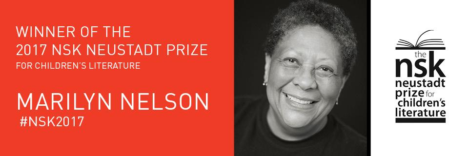 Marilyn Nelson, 2017 NSK Neustadt Prize Laureate