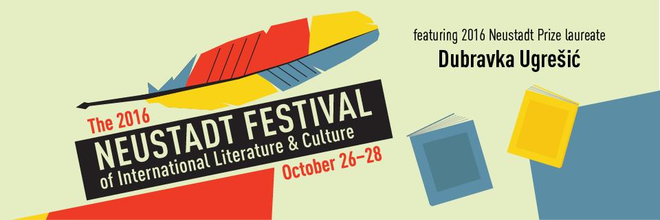 The 2016 Neustadt Festival Schedule