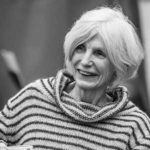 Caryl Churchill. Photo by Marc Brenner.
