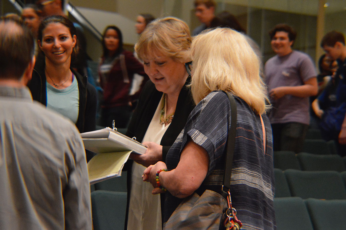 Dubravka Ugresic converses with Dr. Judith Pender