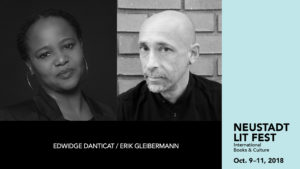 Edwidge Danticat and Erik Gleibermann