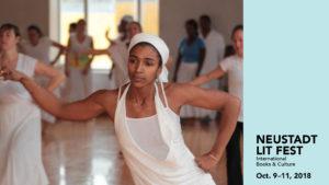 2018 Neustadt Festival Haitian Dance