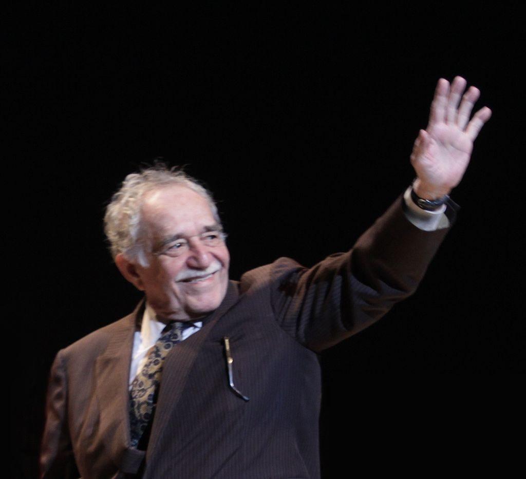 Gabriel Garcia Marquez in 2009