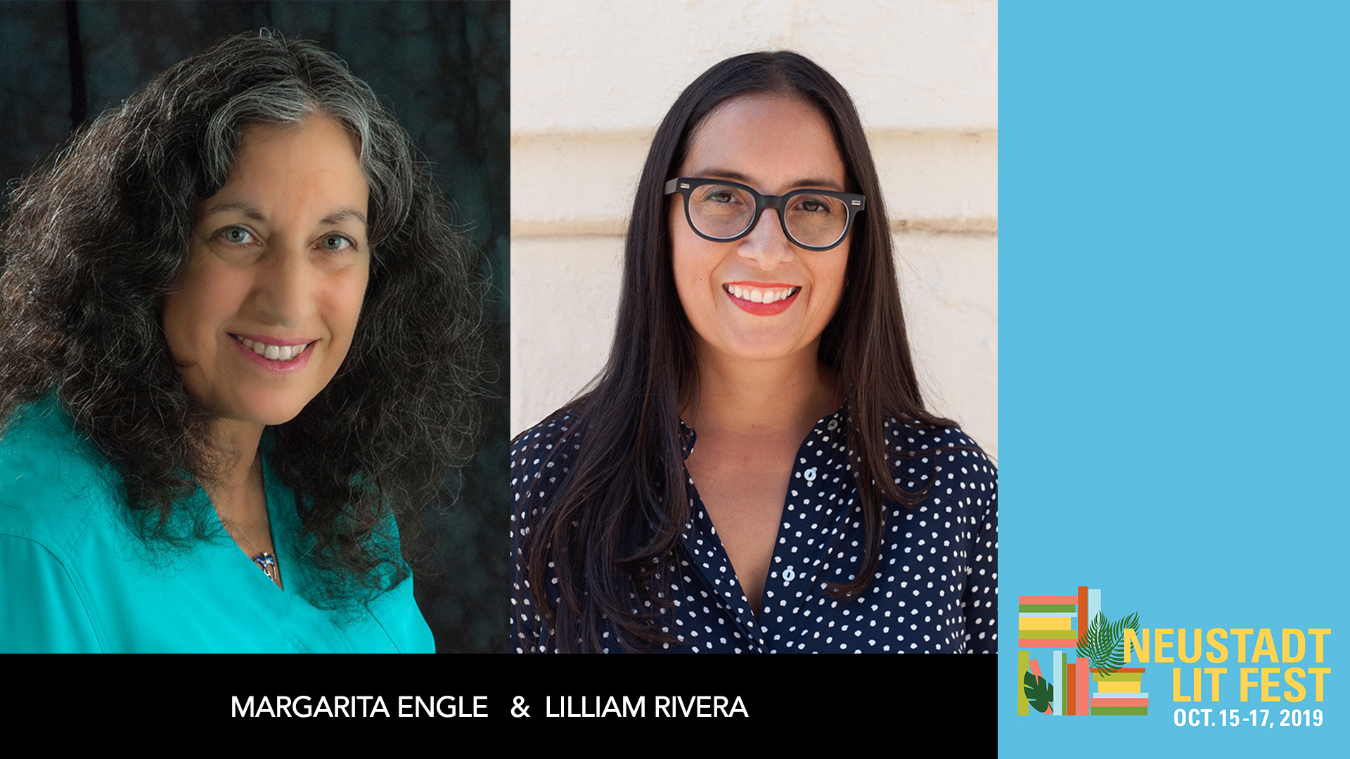 A conversation between Margarita Engle and Lilliam Rivera