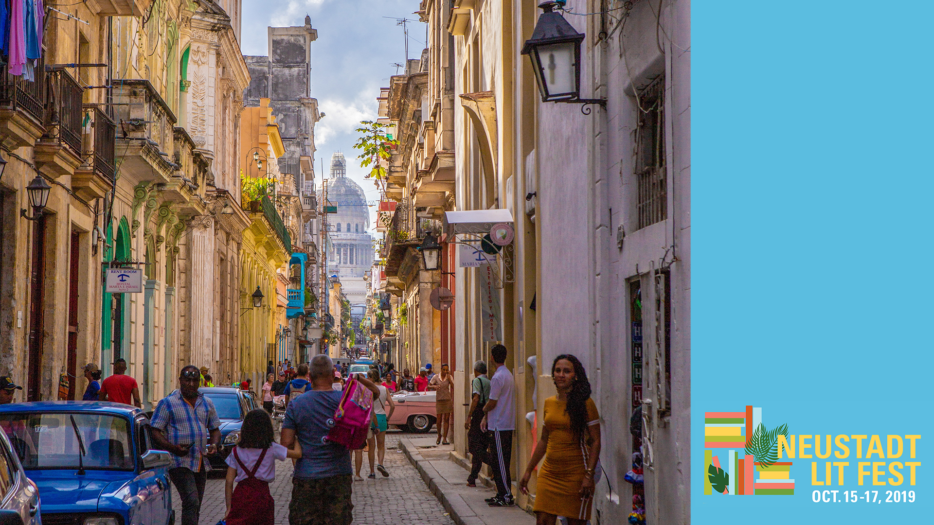 Understanding Cuba event