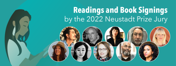 Readings and Book Signings by the 2022 Neustadt Prize Jury