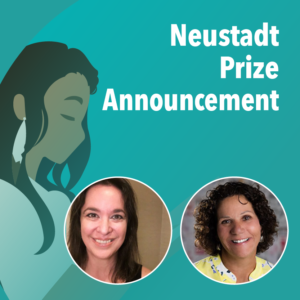 Neustadt Prize Announcement