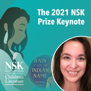 The 2021 NSK Prize Keynote